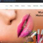 Poprawa strony internetowej dla kosmetyczki