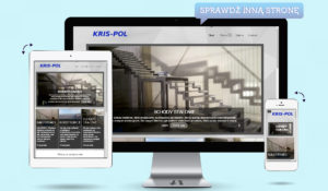 Strona www dla Kris-Pol